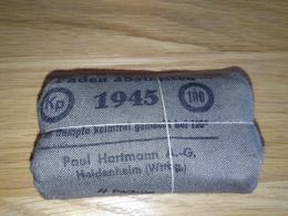 """Pansement Allemand """"SS Packung"""" - 1939-45"""