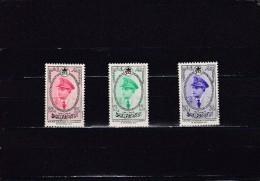 Marruecos Nº 380 Al 382 - Marruecos (1956-...)