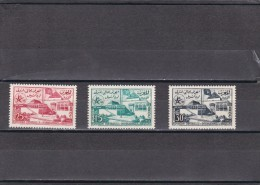 Marruecos Nº 383 Al 385 - Marruecos (1956-...)