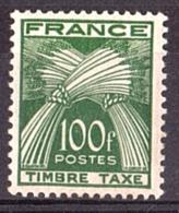 1946/55 - Timbre-Taxe N° 89 - Neuf * - Cote 50 - 1859-1955 Neufs