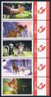 Belgique - Duostamp Bambi (année 2006) ** - Autres