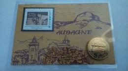 13 AUBAGNE Encart Plus Grand Marché Potier - Louis SICARD - Tirage 120 Ex., Monnaie De Paris............n°92/120 - Monnaie De Paris
