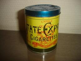 RARE BOITE A CIGARETTE 555 STATE EXPRESS - USA VERS 1950 - FULL ET SCELLEE !!! - Autres