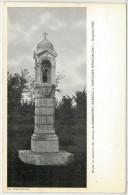 GRIGNANO  1903    ERETTO  IN  MEMORIA  DEI CONIUGI  ALESSANDRO  SASSOLI E CAROLINA BRACCALONI  2 SCAN  (NUOVA) - Cartoline