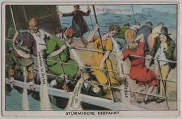 Gruss Aus Helgoland - Immer Raus, Kotzen Auf Hoher See - Helgoland