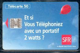 C061 / France F590B SFR Portatif 2W 50U-SC7 Edition 09/1995 - France
