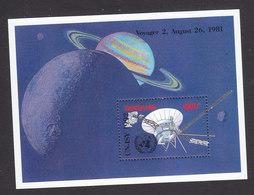 Tanzania, Scott #964, Mint Never Hinged, Voyager 2, Issued 1992 - Tanzania (1964-...)