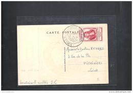 Carte Colbert Journée Du Timbre  1947  Reims - France