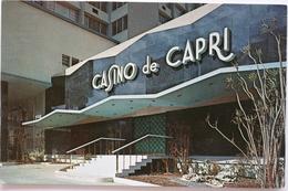 Cuba Vers 1950 Casino De Capri - Cuba