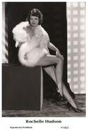 ROCHELLE HUDSON - Film Star Pin Up PHOTO POSTCARD - P748-2 Swiftsure Postcard - Postcards