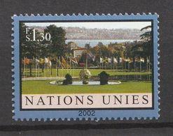 United Nations - Geneva - 2002, Definitive 1v Mnh - Neufs
