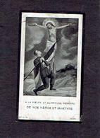 Image Pieuse A LA PIEUSE ET GLORIEUSE MEMOIRE DE NOS HEROS MARTYRS Juin 1919 - Imágenes Religiosas