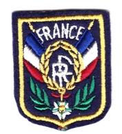 Ecusson Tissu - France - Légion D'Honneur - Blason - Armoiries - Héraldique - Stoffabzeichen