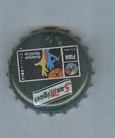 TAPPO BIRRA..A CORONA..CAPSULE DE BIERE....SAN MIGUEL BASKETBALL - Beer