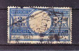 Deutsches Reich, Frachtstempel, 2 Mark (47939) - Gebührenstempel, Impoststempel