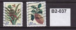 USA 1997 350th Birth Anniv Of Maria Sibylla Merian Frame 19mm X 26mm - Used Stamps