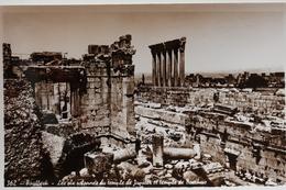 Liban Vers 1950 Baalbeck Temples - Liban