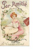 CPA / Par Amitiés De CRAINVILLIERS 88 Vosges / 1902 - Souvenir De...