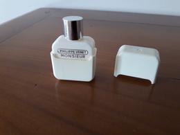 Monsieur De Philippe VENET Dans Sa Boîte Blanche  Bouchon ArgentA - Miniatures (avec Boite)