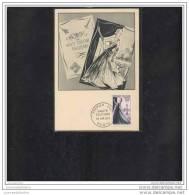 Carte Maximum Haute Couture - 1950-59