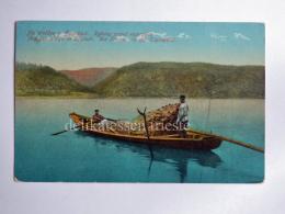 RUSSIA VOLGA Волга Djigouli Fischer Kuk K.u.K. Old Postcard - Russia