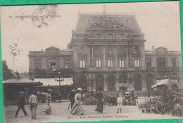 50 - Cherbourg - Le Théâtre - Editeur: Ratti N°73 - Cherbourg