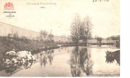 Bruxelles - CPA - L'Etang De Stuyvenberg - Bossen, Parken, Tuinen