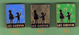 LES GREVIN *** Pin's N°3 En Vente - Uniquement *** Signe Arthus BERTRAND *** A080 - Arthus Bertrand