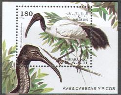 1748 Fauna Birds 1994 Shr S/s MNH ** - Birds
