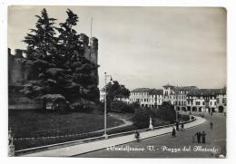 CASTELFRANCO V. - PIAZZA DEL MERCATO - VIAGGIATA FG - Treviso