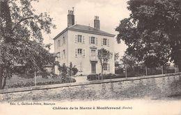 25 - Montferrand - Château De La Marne - Autres Communes