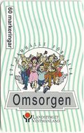 Sweden - Telia - Omsorgen Västmanland - 11.1994, 60U, 3.500ex, Used - Sweden