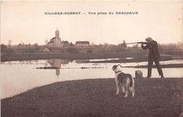 Villers Robert Le Deschaux Chasseur Canton Chaussin - Autres Communes
