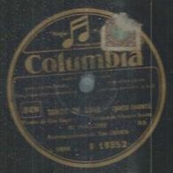 "78 Tours - M. MALLOIRE  - COLUMBIA 19352  "" TANGO DE LOLA "" + "" PAR TOI "" - 78 Rpm - Gramophone Records"
