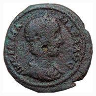 Julia Mamaea - AE 25 De Deultum - Romaines