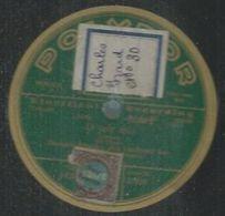 """78 Tours - GIACOMO MANCINI  - POLYDOR 21636  """" O SOLO MIO """" + """" TORNA A SURRIENTO """" - 78 Rpm - Gramophone Records"""