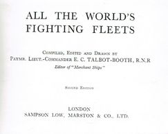Livre Angles ALL THE WORLD'S FIGHTING FLEETS (London) - Livres, BD, Revues