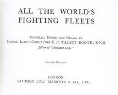 Livre Angles ALL THE WORLD'S FIGHTING FLEETS (London) - Boeken, Tijdschriften, Stripverhalen