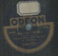 "78 Tours - M. MARCEAU  - ODEON 165777  "" VIVE HEIDECKSBURG  "" + "" CA GAZE "" - 78 T - Disques Pour Gramophone"