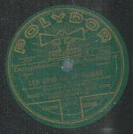 """78 Tours - MARCEL'S  - POLYDOR 522168  """" LES GARS DE LA MARINE  """" + """" UNE NUIT A MONTE-CARLO """" - 78 Rpm - Gramophone Records"""