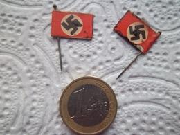 Insigne De Journée...plus Qu'une ! Au Plus Rapide ..! - 1939-45