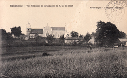 70 - Ronchamp : Vue Générale De La Chapelle De N.D. Du Haut - CPA Neuve - France