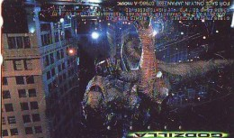 Télécarte Japon / 110-016 - CINEMA - GODZILLA  (4199) Japan FILM Movie Phonecard - Kino TK - Kino