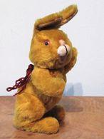 Peluche 92_lapin Jaune - Cuddly Toys