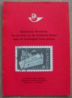 Historisch Overzicht Van De Pers En De Grafische Kunst Door De Postzegels Heen Gezien - Littérature