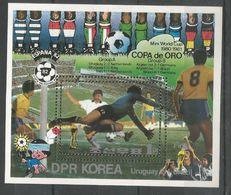 DPR KOREA - MNH - Sport - Soccer - Worl Cup - Spain 1982 - Coupe Du Monde