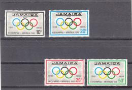 Jamaica Nº 418 Al 421 - Jamaica (1962-...)