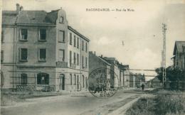 57 HAGONDANGE /  Rue De Metz / - Hagondange