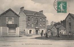 76 - TANCARVILLE - La Place Et La Douane - Tancarville