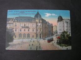 Lemberg Oder Lwow Ab Köln Feldpost 1917 - Polen